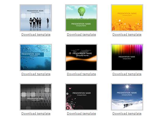 Шаблоны для презентаций люди powerpoint